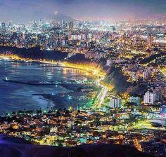 Lima-la costa verde (circuito de playas)