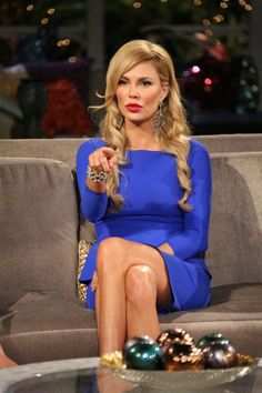 Pin for Later: 18 Real Housewives You Could Be For Halloween Brandi Glanville From The Real Housewives of Beverly Hills