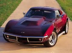 My second favorite year of Corvette...69