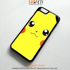 POKEMON 2 Pocket Monsters Pikachu Case for iPhone Galaxy HTC iPad iPod