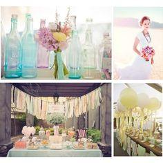 Pastel Wedding Montage