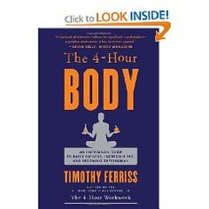 Get healthy without turning yourself into a science experiment... Tim Ferriss did that part for you!