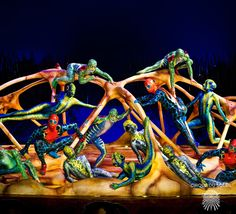 Cirque du Soleil enchants you with vibrant colors, spectacular effects and captivating performance! see them in Atlanta this October