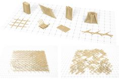 ITECH M.Sc.Project 2018  DISTRIBUTED ROBOTIC ASSEMBLY SYSTEM FOR IN SITU TIMBER CONSTRUCTION Modular Design, Construction, Abstract, Artwork, Building, Summary, Work Of Art, Auguste Rodin Artwork, Artworks