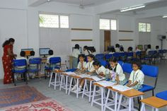 Digi Class/Computer Lab:    Siddhartha Public School (SPS) believes in providing nurturing environment and maintaining excellent school standards.    SPS is best CBSE schools in Boduppal, Hyderabad