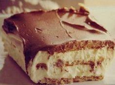 No Bake S'more Cake Recipe – All food Recipes Smores Cake, No Bake Treats, No Bake Desserts, Delicious Desserts, Yummy Food, Summer Dessert Recipes, Desert Recipes, Food Cakes, Hardboiled