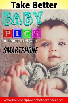 Baby photography can be costly for some parents to afford. Luckily, you can do it yourself using your phone camera. This article will help you take baby photos with your phone that actually look good. Phone Photography, Mobile Photography, Photography Business, Children Photography, Photography Tips, How To Make Photo, Editing Skills, Camera Reviews, Baby Photographer