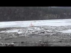 """the Official Start of """"Spring"""" Yukon River, Spring Starts, Tripod, Breakup, Cable, Canada, Outdoor, Cabo, Outdoors"""