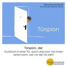 Türspion_Deutsch_lernen_deutschwortschatz_Galerie