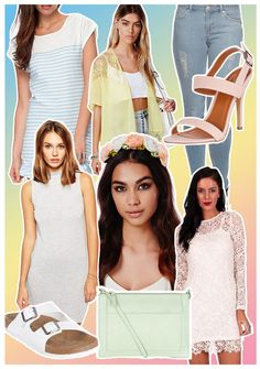 The PASTEL trend for Australian Spring Time! Feat Missguided, The Iconic & ASOS