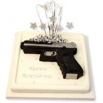 Gun Cake--would love to try another one!