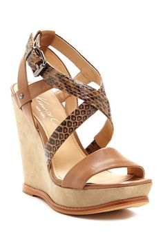 Step out in these Kenneth Cole wedges!