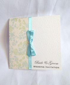 Tiffany Blue Mint Green English Garden Wedding Invitation Blueweddinginvitation Countrygardenweddingideas
