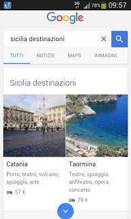 GrindWeb. : Google destinations: come utilizzarlo al meglio.