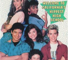 saved by the bell... so good.