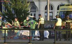 Al menos 8 heridos tras arrollar un coche a peatones en estación de Ámsterdam