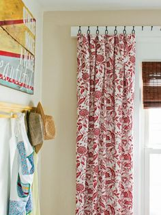 Curtains That Hit the Nail on the Head