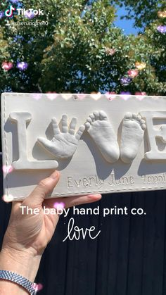 Custom Baby Gifts, Baby Keepsake, Love To Shop, Etsy Crafts, Baby Room Decor, Baby Prints, Diy Baby, Diy Craft Projects, As You Like