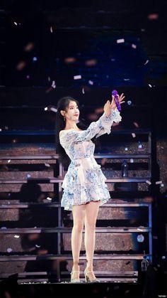 <#아이유 #IU>Stay with me 프렌치 플라워 오프숄더 드레스 가격-228,000won pic.twitter.com/zOZjkUMXz6 Girl God, Korean Dress, Bae Suzy, Stage Outfits, Kpop Fashion, Favorite Person, K Idols, Kpop Girls, Cute Outfits