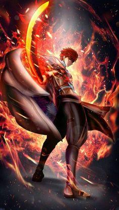 Anime & Manga on - Hataraku Saibou, Hinamatsuri, SAO, Fate M Anime, Dark Anime, Anime Demon, Otaku Anime, Badass Anime, Cool Anime Guys, Fate Stay Night Series, Fate Stay Night Anime, Fate Characters