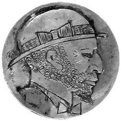 Anatoly Lerenman - 1914 Man in Hat