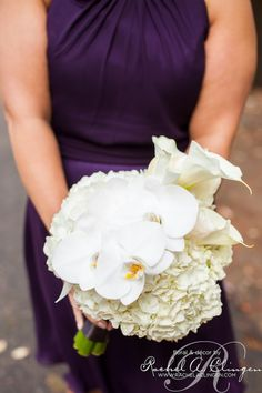 Glamorous Wedding Ideas - bridal bouquet. Rowell Photography