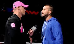 WATCH: John Cena comments on if he thinks WWE would bring back CM Punk - Wrestling News
