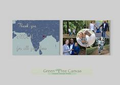 FRAMED set of 2 canvas Mom Gift Map Art Print Long Distance Parent Gifts, Gifts For Mom, Thank You Mom, Tree Canvas, Custom Canvas, Green Trees, Map Art, Long Distance, Parents