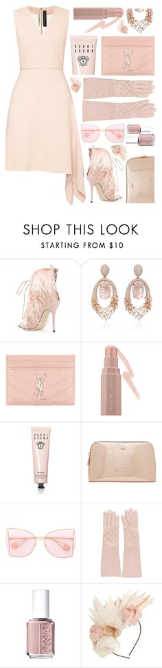 """""""#PolyPresents: Wish List"""" by sunnydays4everkh ❤ liked on Polyvore featuring Roland Mouret, Giuseppe Zanotti, Hueb, Yves Saint Laurent, Puma, Bobbi Brown Cosmetics, Ted Baker, Gucci, Chanel and Essie"""