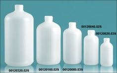 HDPE Cleaning Spray Bottles