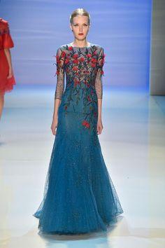 Georges Hobeika Fall 2014 Couture