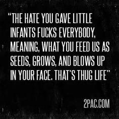 That's Thug Life