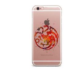 Case-iPhone-5-5S-SE-6-6S-7-6-amp-7-Plus-Game-of-Thrones-Stark-Daenerys