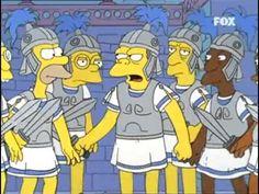 La Odisea de Los Simpsons