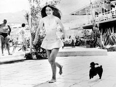 Maria Callas, Ischia, 1957