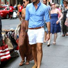 Simple and cool boat shoes outfit for mens 02 - Fashionetter