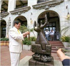 "What a wonderful world!: Representative Man-hee Lee, ""Guatemala - Peru Peac..."