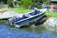 ShoreDocker Boat Ramp Kits