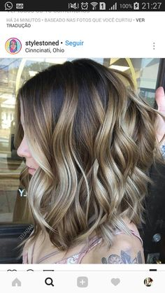 Possibly FALL/WINTER HAIR COLOR/STYLE IDEAS!!!  2017-2018!!