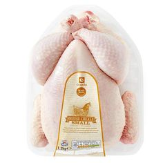 Ocado British Whole Chicken Small http://www.ocado.com