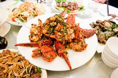 Vietnamese wedding food