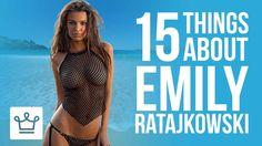 15 Things You Didn't Know About Emily Ratajkowski - YouTube