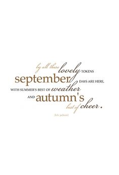 Cute free printables (and neat shop) here at Dear Lillie, like Image of H. H. Jackson 'September' - FREE
