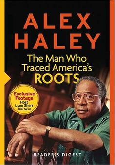 Alex Haley: The Man Who Traced America's Roots (DVD, 2007)