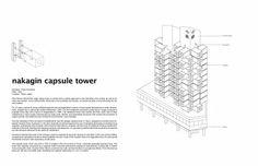 nagakin capsule tower