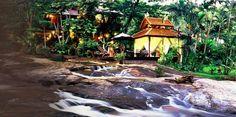 #monogramsvacation Sukantara Luxury Resort and Spa Hotel Chiang Mai, Thailand