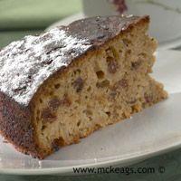 Apple Lemon & Vanilla Cake