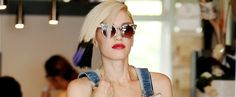 Gwen Stefani Is the Epitome of Cool While Leaving a Nail Salon With Her Son