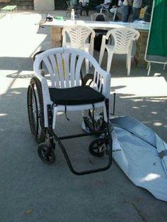 redneck wheelchair