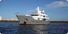Expedition Yachts Insurance- World Coverage | Explorer Yachts | Fort Lauderdale | Florida